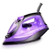 志高(CHIGO)电熨斗挂烫机家用迷你蒸汽熨烫机ZG-Y057(B)紫色