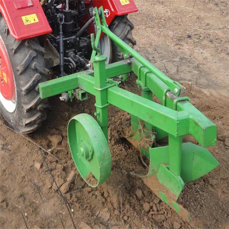 四轮拖拉机用二铧犁翻土犁耕地犁犁铧铧犁翻转犁农用工具农机具